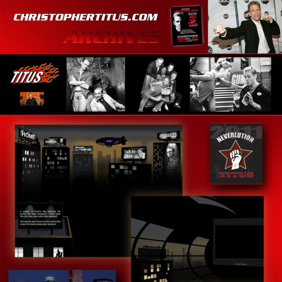 ChristopherTitus.com Featured Image